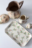 vintage Japanese porcelain tea set