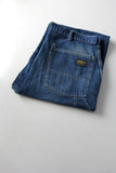 vintage OshKosh B'Gosh carpenter jeans, 39 x 28