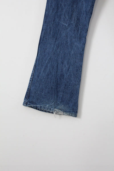 vintage Smith's sanforized denim jeans, 28 x 32