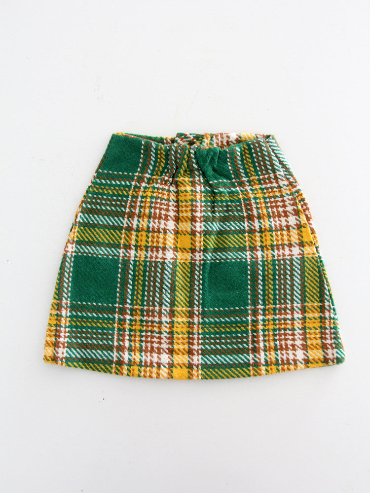 vintage children's skirt