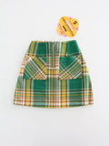 vintage girls skirt