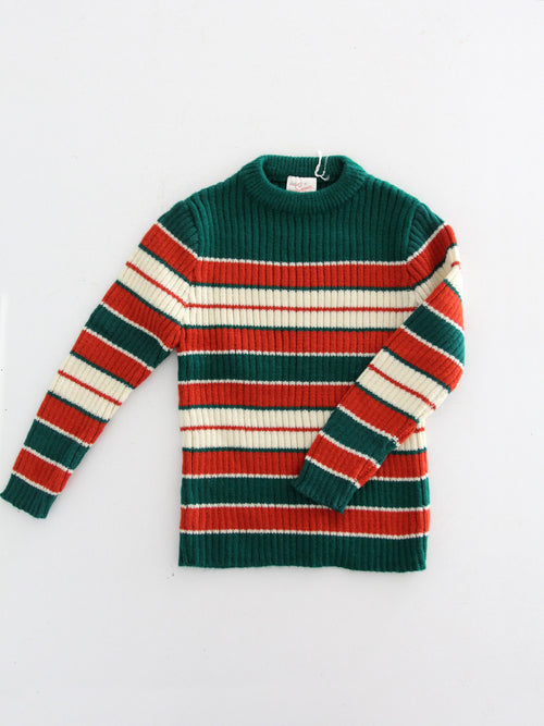 vintage children's sweater