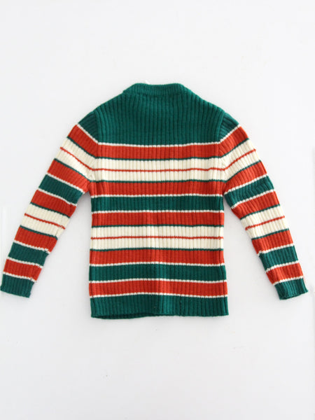 vintage 1960s childrens sweater