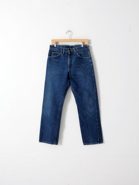 vintage Lee Riders denim jeans, 32 x 30