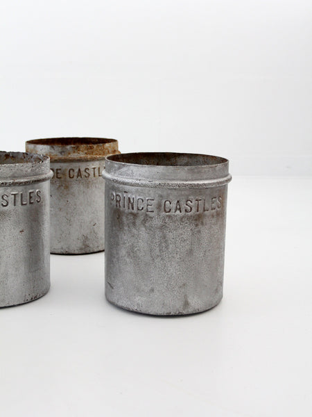 antique ice cream bucket, Prince Castles Ice Cream circa 1930