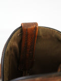 vintage acme leather boots