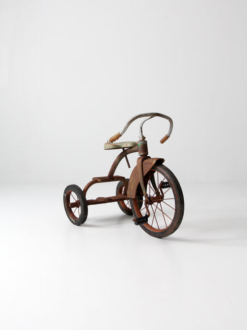 vintage full ball bearing tricycle