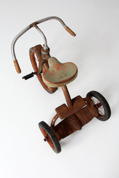 pre-1970s tricycle