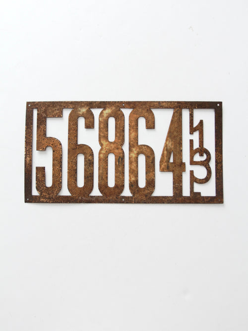 1913 Illinois state license plate