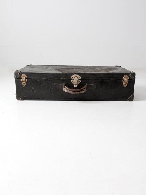 antique Samson Shwayder Trunk Mfg Co suitcase