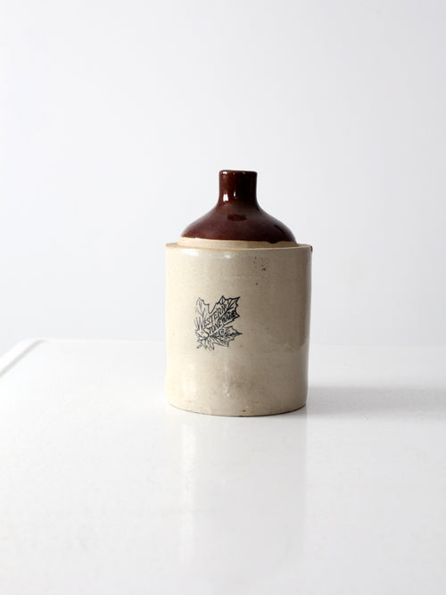 antique Western Stoneware jug