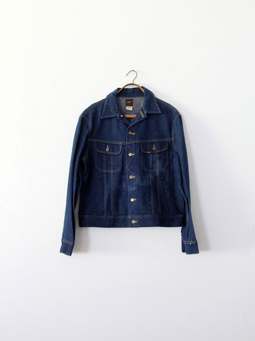 1970s Lee denim jacket