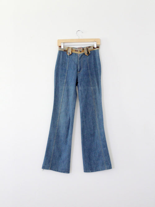 vintage laura denim