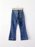 vintage 70s levis orange tab denim jeans
