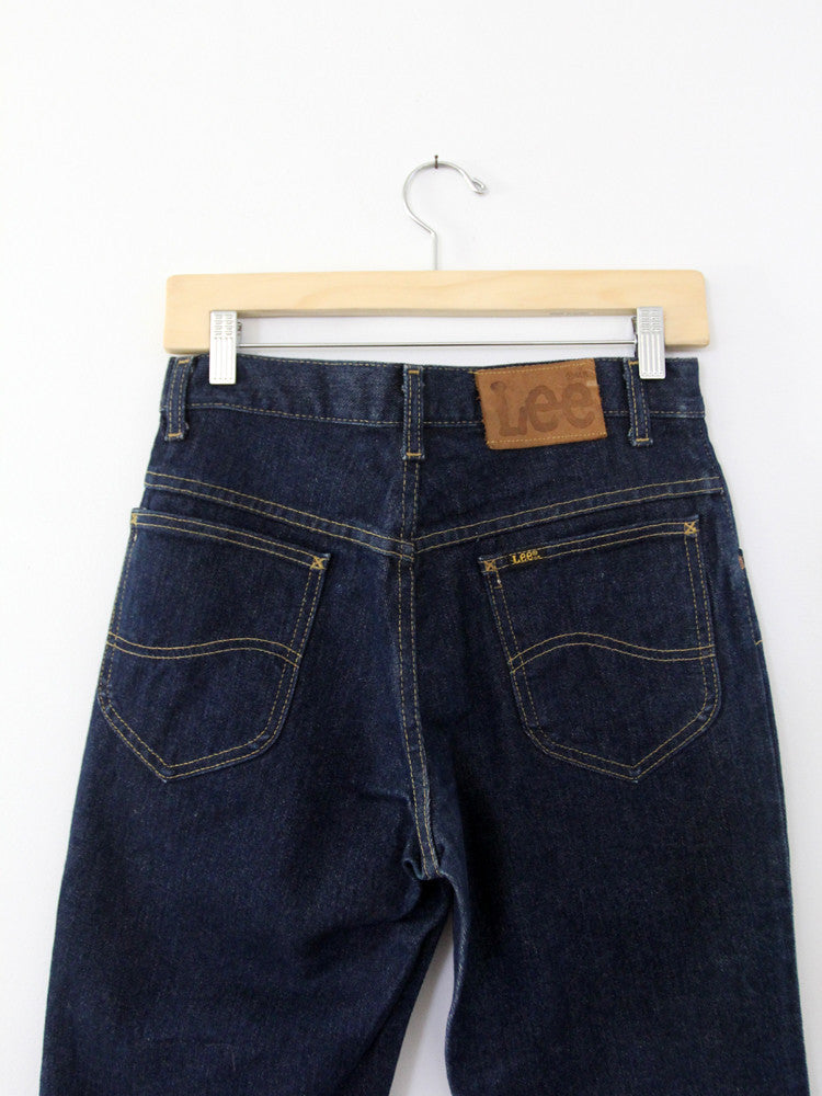 vintage Lee denim jeans, 29 x 30
