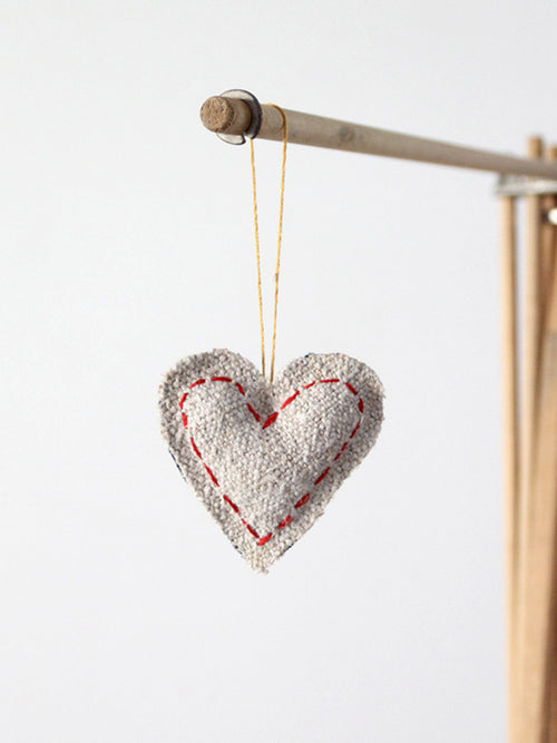 The Heart holiday ornament