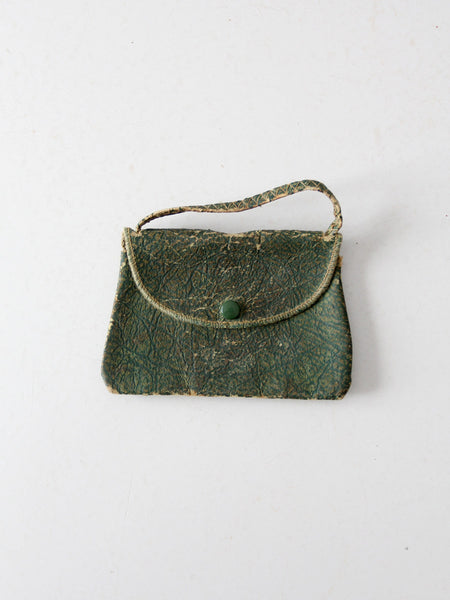 antique coin purse