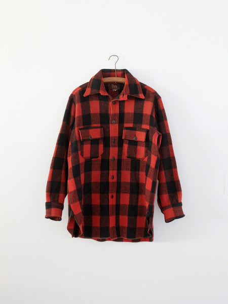 vintage 40s Woolrich shirt