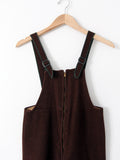 vintage H.W. Carter and Son's wool overalls