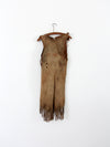 vintage Native American dress