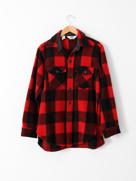 vintage 70s Woolrich shirt