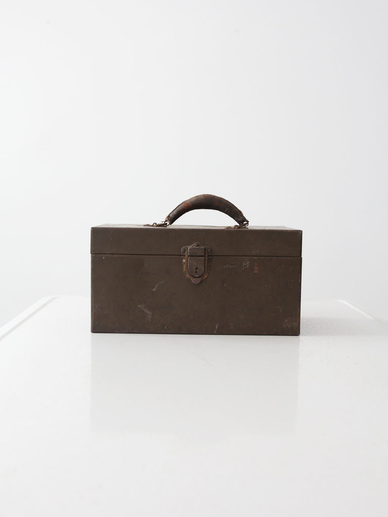 vintage 1920s Kennedy Kits tool box