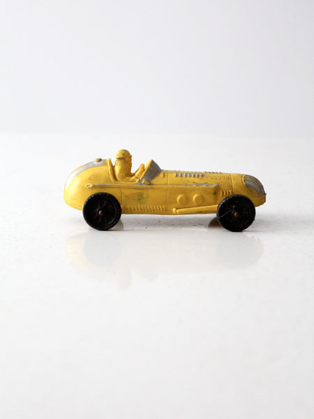 vintage Auburn toy race car