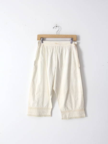 antique Victorian bloomers pantaloons