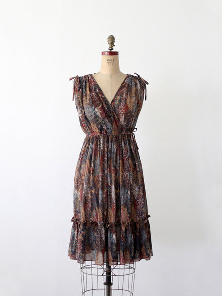 vintage 70s phase II dress