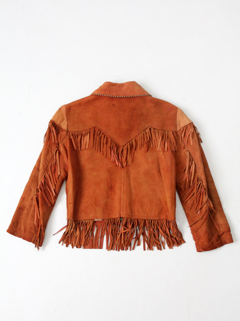 1950s Roy Rogers children's jacket