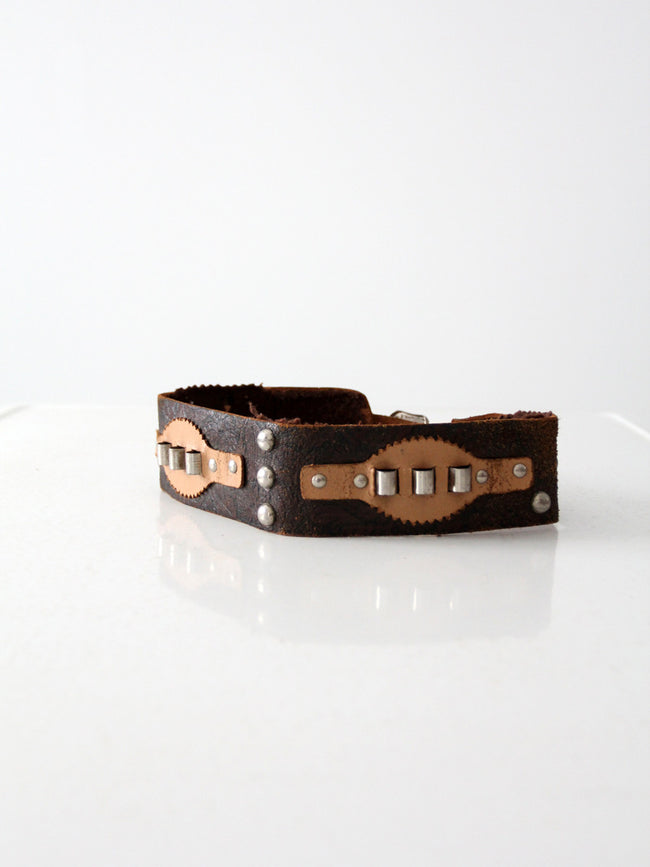 vintage children's western belt