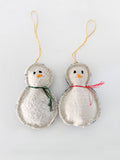 The Snowman holiday ornament
