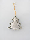 The Evergreen Tree holiday ornament