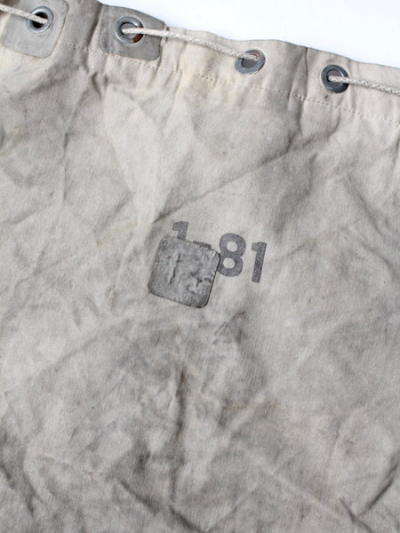 1981 mail carrier bag