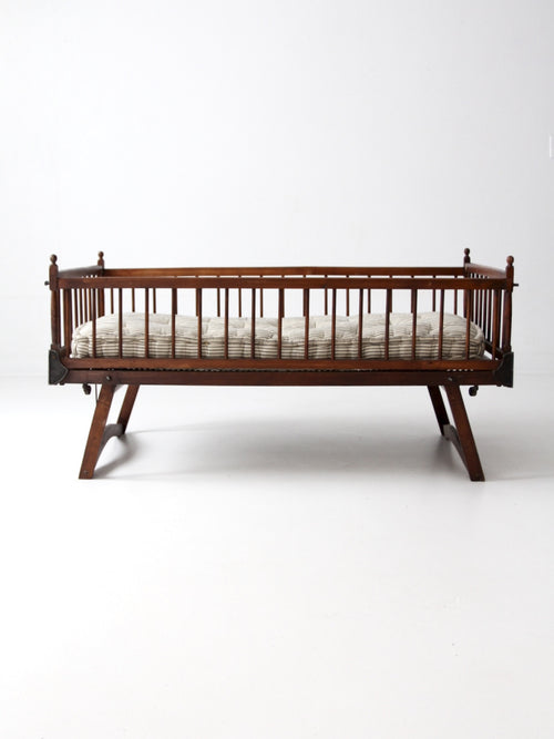 Victorian children's bed