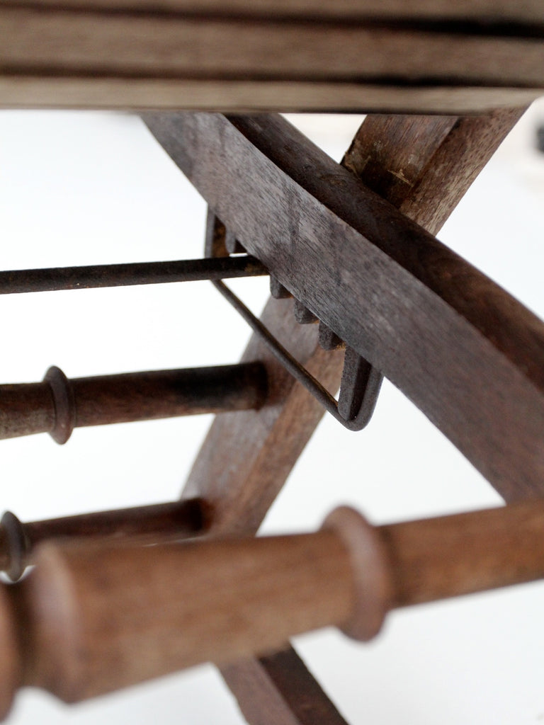 antique rocking chair frame
