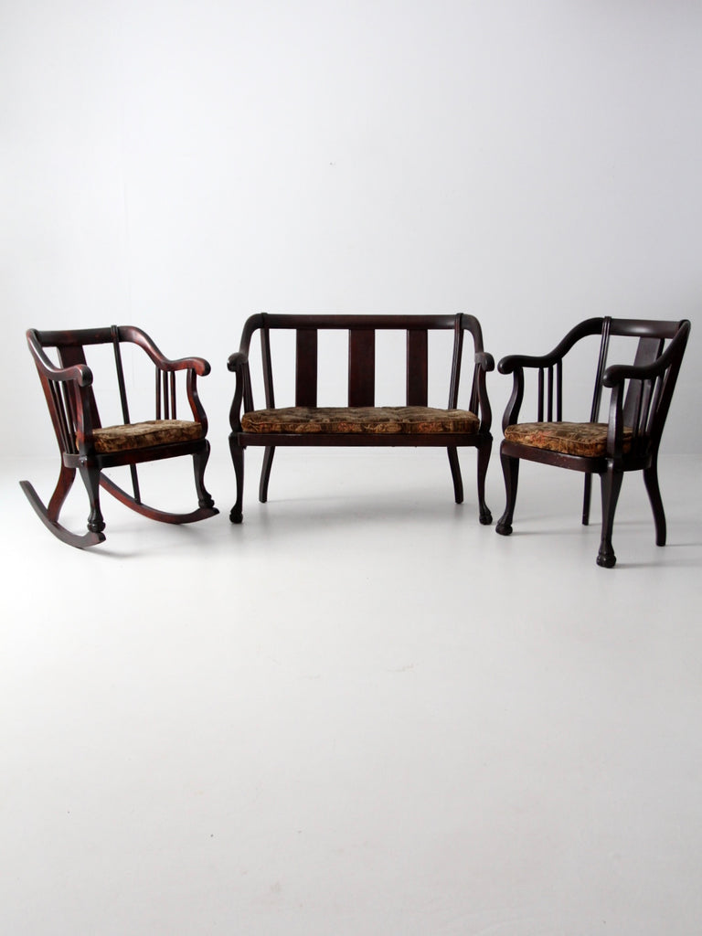 chair of chairs william london iv fine six products rosewood antique set c