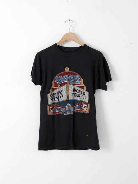 vintage England graphic t-shirt