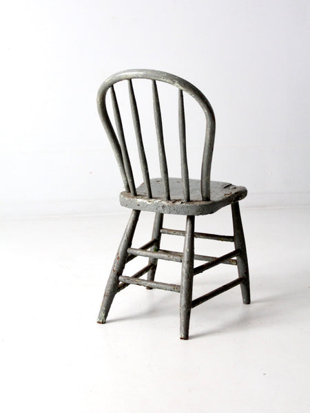 antique farmhouse chair