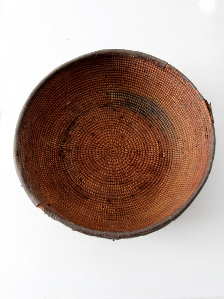 antique African bowl
