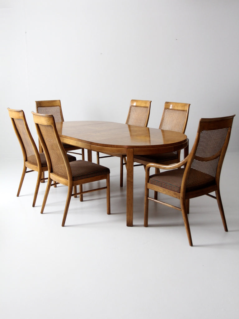 Consensus by Drexel dining set circa 1977