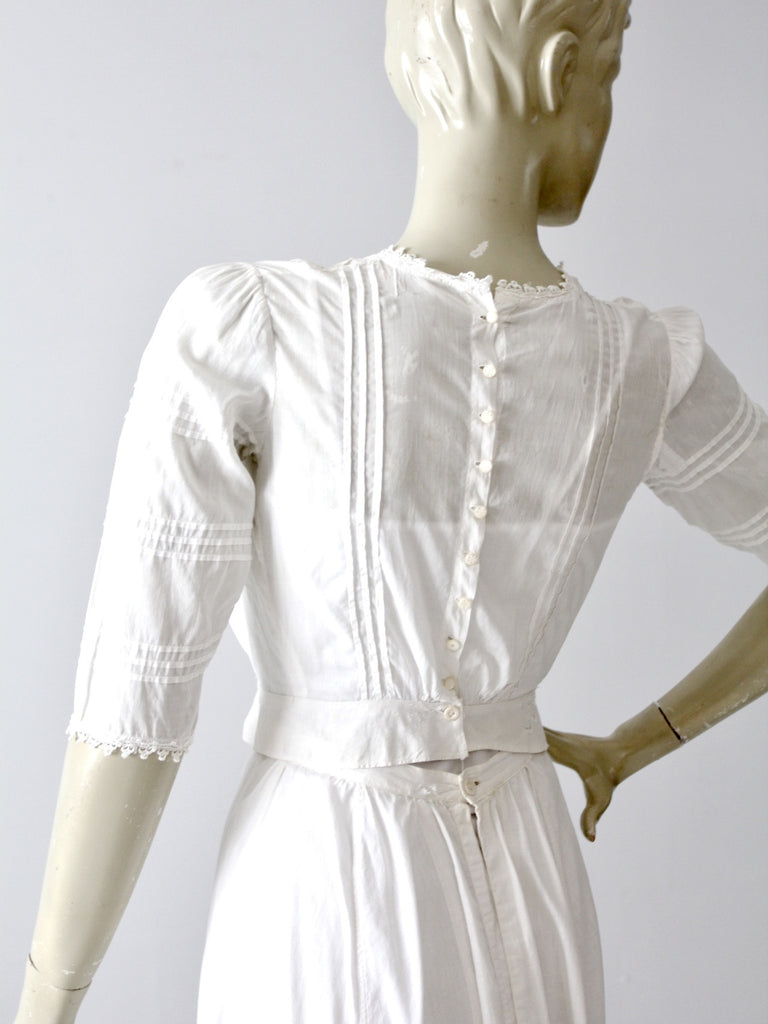 antique Victorian blouse