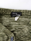 vintage Crissa Linea sweater label