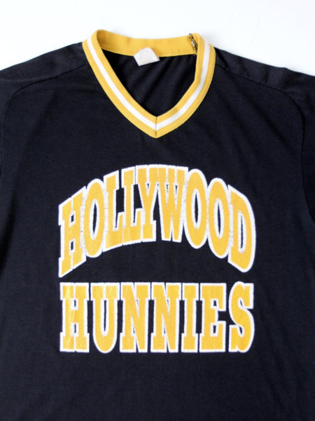 vintage Hollywood sports jersey t-shirt