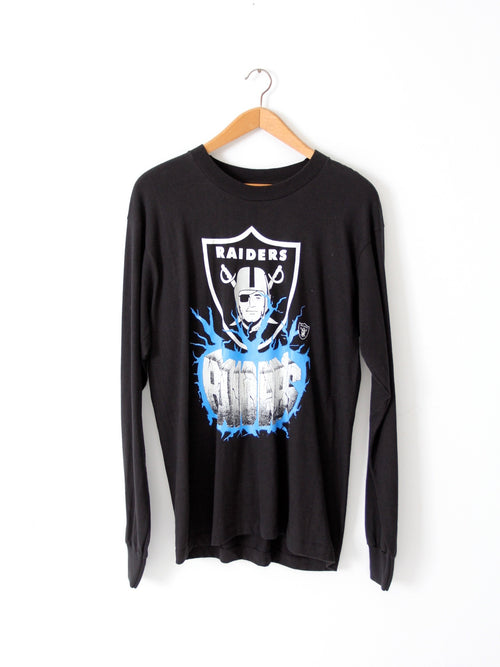 vintage Raiders football t-shirt
