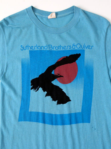 vintage Sutherland Brothers & Quiver band tee