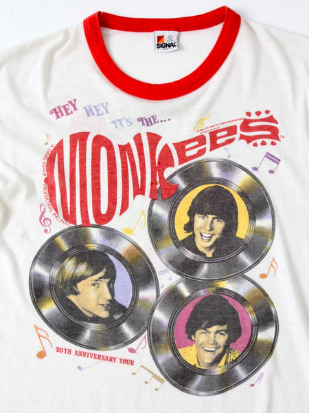 vintage Monkees t-shirt