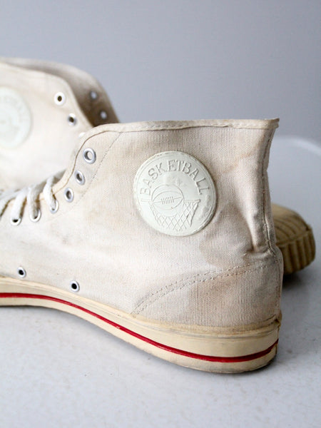 vintage 50s basketball shoes