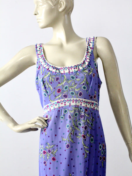vintage 60s Pucci Form Fit Rogers nightgown