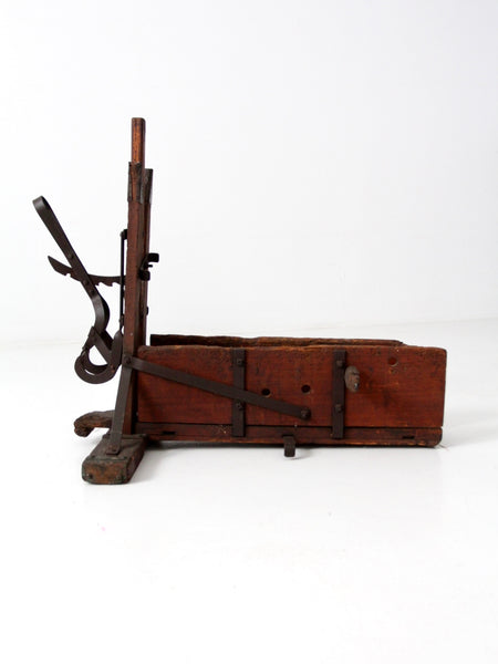 antique carpenters tool